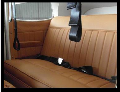Aircraft Interior Refurbishment - Bespoke Interior
